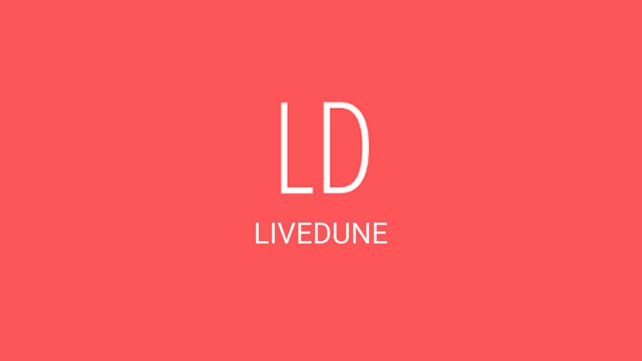 Livedune