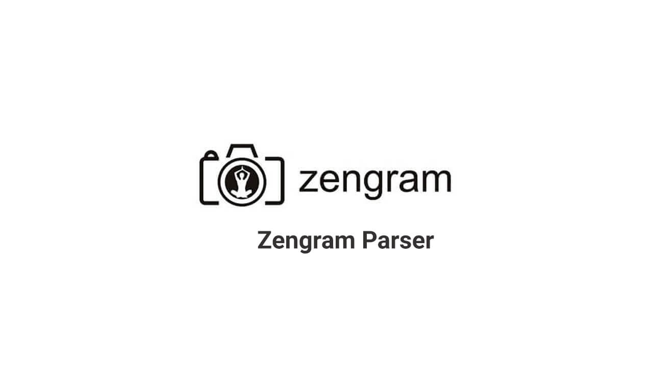 Zengram Parser