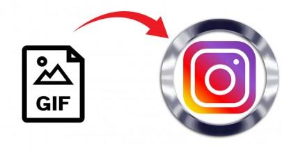 Как создать и добавить GIF и анимированные стикеры в Инстаграм