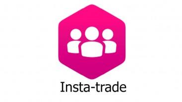 Insta-trade