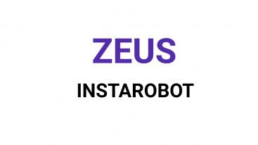 Instarobot Zeus