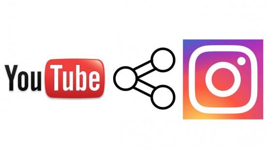 Как добавить видео с Ютуба в Инстаграм: поделиться роликом в истории, в ленте, в IGTV и отправить в директ