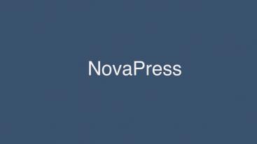 NovaPress